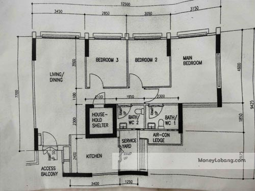 260B Punggol Way Resale 4 Room HDB for Sale 7