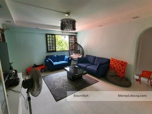 478 Jurong West Street 41 4 Room Resale HDB for Sale