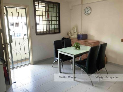 524 Serangoon North Avenue 4 Resale 4 Room HDB for Sale 3