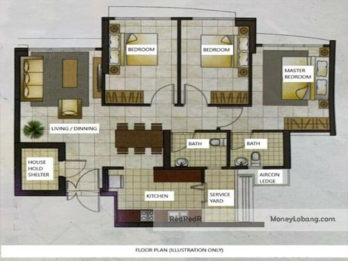 571B Woodlands Avenue 1 Resale 5 Room HDB for Sale 4