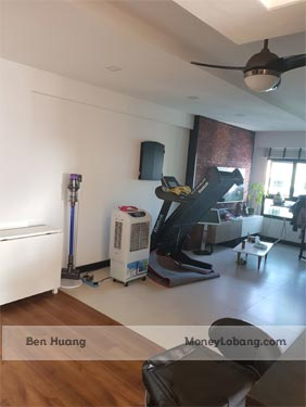 592C Montreal Link Resale 4 Room HDB for Sale