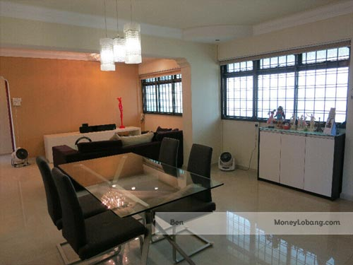 965 Hougang Ave 9 Resale 4 Room HDB for Sale