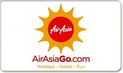 Malaysia Credit Cards Promotion AirAsiaGo Coupon Voucher Codes