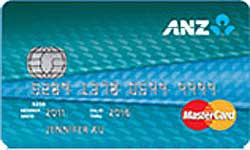 ANZ Personal Card