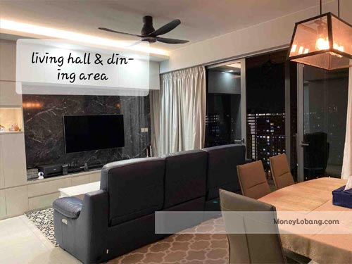 Boathouse Residences 25 Upper Serangoon View 3 Room Condo for Sale 2