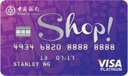 BOC Shop! Card