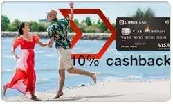 CIMB Visa Signature Card Review 2020