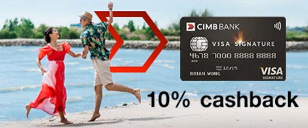 CIMB Visa Signature Card Review 2020