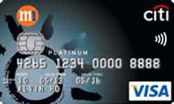Citibank M1 Card