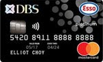 DBS Esso MasterCard Card