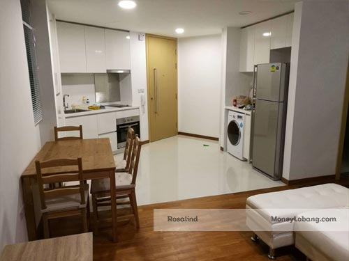 Eight Courtyards 2 Canberra Drive Condo Studio for Sale 3