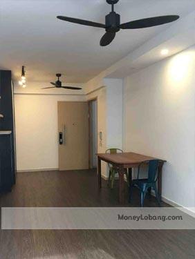 Esparina Residences 3 Room Executive Condo for Sale