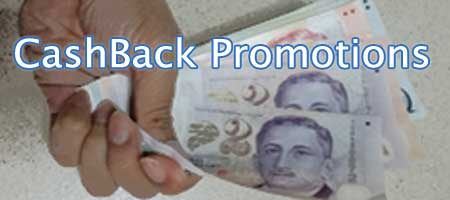 Singapore Credit Cards Signup Promotion Comparison - Compare Cashback Cash Rebate