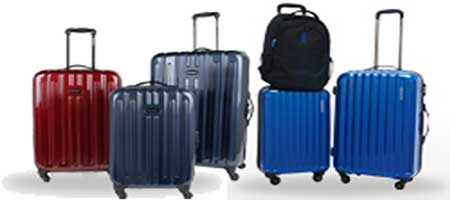 Singapore Credit Cards Promotion Comparison - Compare Free Travel Luggage Bag