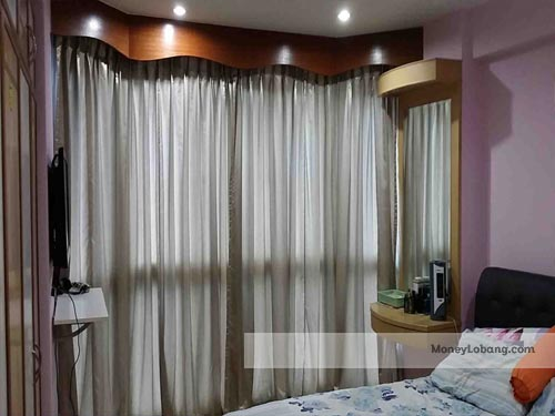 Hougang Green 5 Buangkok Green 3 Room Condo for Sale