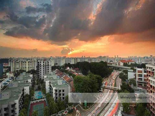 Hougang Green 5 Buangkok Green 3 Room Condo for Sale 2