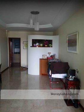 Hougang Green 5 Buangkok Green 3 Room Condo for Sale 4