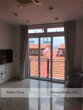 Icon @ Pasir Panjang 218 Pasir Panjang Road 2 Room Condo for Sale