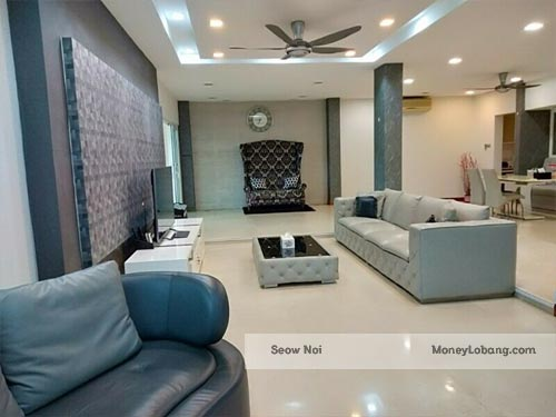 Jalan Lebat Duan Semi-Detached for Sale