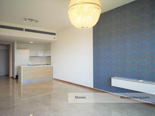 Marina Bay Residences 18 Marina Boulevard 2 Rooms Condo for Sale