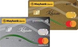 Maybank Islamic Mastercard Ikhwan Cards