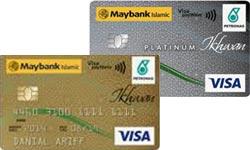 Maybank Islamic PETRONAS Ikhwan Visa Cards-i