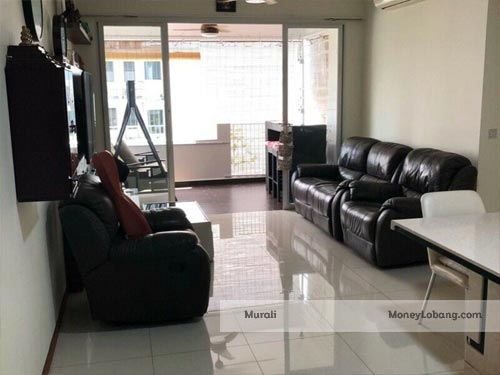 Mi Casa Choa Chu Kang Avenue 3 Condo for Sale