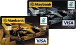 PETRONAS Maybank Visa Cards