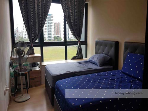 Riverparc Residence 100 Punggol Drive 3 Room Executive Condo for Sale