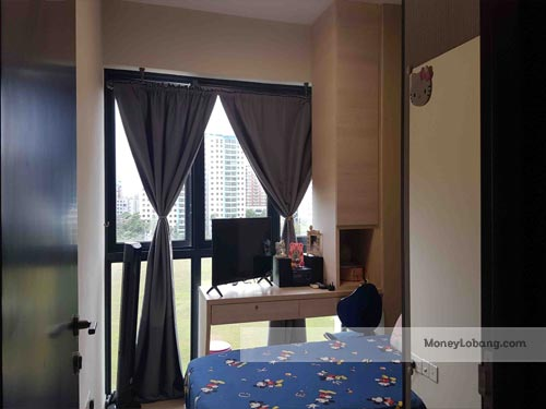 Riverparc Residence 100 Punggol Drive 3 Room Executive Condo for Sale 2