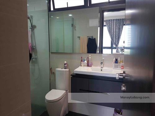 Riverparc Residence 100 Punggol Drive 3 Room Executive Condo for Sale 4
