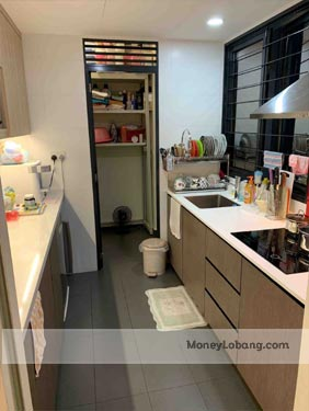Riverparc Residence 100 Punggol Drive 3 Room Executive Condo for Sale 5