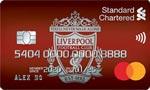 Standard Chartered Liverpool FC Cashback Card