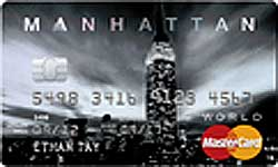 Standard Chartered Manhattan World MasterCard