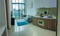 The Glades 2 Bedok Rise 2 Room Condo for Sale