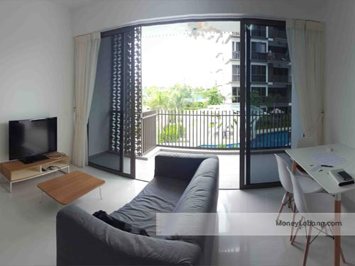 The Inflora 55 Flora Drive 2 Room Condo for Sale