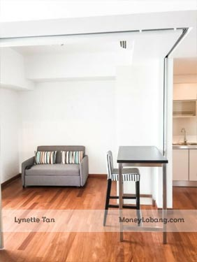 The Sail @ Marina Bay 2 Marina Boulevard Condo for Rent 2