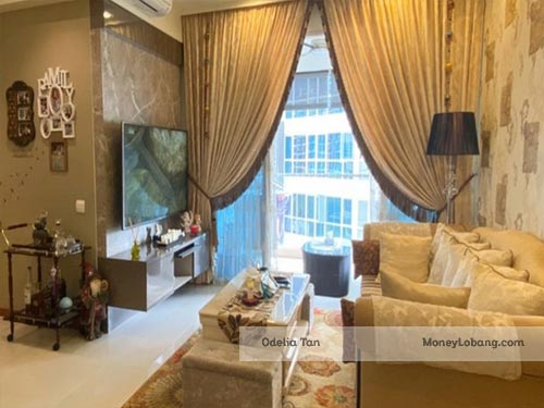 The Tampines Trilliant 11 Tampines Central 7 3 Rooms Executive Condo for Sale