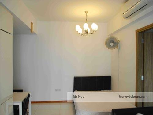 Trevista Toa Payoh Lorong 3 Condo Studio for Rent