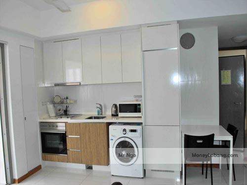Trevista Toa Payoh Lorong 3 Condo Studio for Rent 2