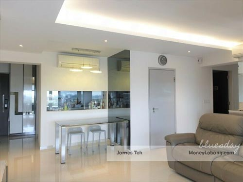 Trivelis 311C Clementi Ave 4 Resale 5 Room HDB DBSS for Sale